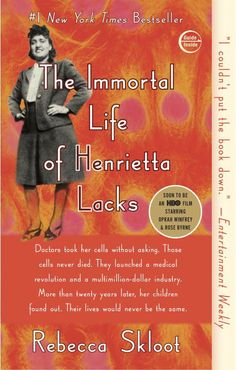 Book launch and talk of the journey within by radhanath swami may find the immortal life of henrietta lacks by rebecca skloot 9781400052189 paperback and fandeluxe Gallery
