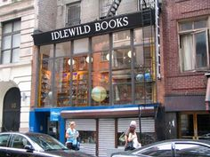 Idlewild Books, a new travel book store - NYC