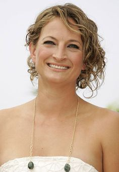 Zoe Bell can hang onto my hood any time she wants.