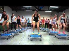 Jump Show Avançado - Professora: Patricia Barroso - YouTube