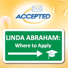 The secret to acceptance is applying to the right programs. Linda Abraham explains how you can make sure that you do just that.