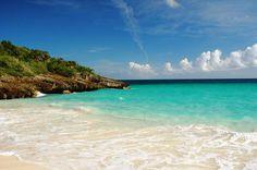 Navio Beach, em Porto Rico