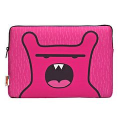 Momishtoys Funda rosa Macbook 15""