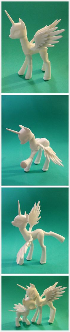 My Little Pony by Silverbeam's Magic
