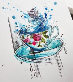 Storm in a Tea Cup up for grabs. Email if you are interested. Deposit…