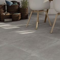 Moliere Grey Floor Tiles x cm. For those looking for a metropolitan feel in their kitchen, this large grey floor tile is the perfect foundation. Large Floor Tiles, Grey Floor Tiles, Bathroom Floor Tiles, Grey Flooring, Porcelain Kitchen Floor Tiles, Concrete Tiles Floor, Gray Tiles, Flooring Tiles, Porcelain Floor