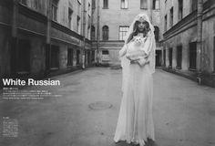 Yelena Yemchuk - Vogue Nippon