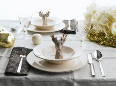 Warum nicht mal die Gäste mit kleinen Figuren überraschen?