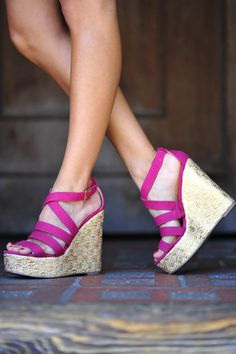 Love Raspberry Sorbet Wedges