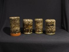 orgone in mason jars