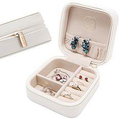 LELADY Small Jewelry Box Portable Travel Jewelry Case Org... https://smile.amazon.com/dp/B06XRF8861/ref=cm_sw_r_pi_dp_U_x_qzimAbS2FA6R7