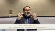 "PEPEPTalker John Medina of ""Brain Rules"""