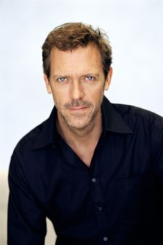 One of the most talented actors (at least I think so) out there, Hugh Laurie