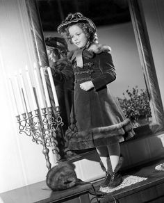 Heck yeah Shirley Temple
