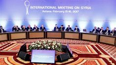 UN endorses Iran-Turkey-Russia talks on Syria. The United Nations Security Council says intra-Syrian negotiations organized by Iran, Russia, and Turkey in the Kazakh capital city of Astana set the stage for stalled UN-brokered peace talks to resume in the Swiss city of Geneva. The council also urged Syria's opposite sides to fully implement the nationwide ceasefire — which was also facilitated by the three guarantor states and which came into force in December 2016 — and end truce…
