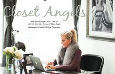 Jayna Cooke of Closet Angels   The Everygirl