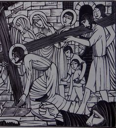 The carrying of the cross 1926