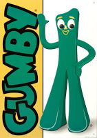 MADELMAN BLOG SHOW: Gumby