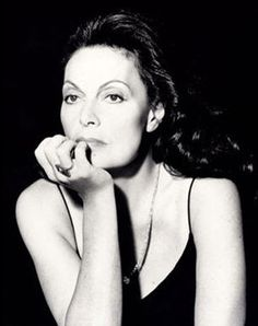 """""""I didn't really know what I wanted to do, but I knew the woman I wanted to become."""" Diane von Furstenberg"""