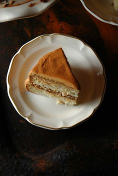 Cinnamon Cake with Cajeta Cream Cheese Frosting