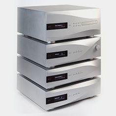 dCS vivaldi digital playback system