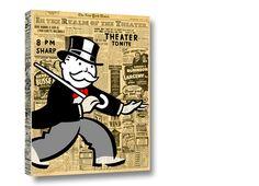 """Nelson De La Nuez """"Night at the Theatre"""" King of Pop Art"""