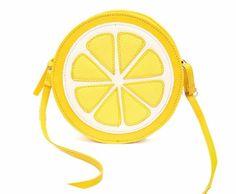 Mini Lemon Purse