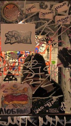 Aesthetic Grunge, Aesthetic Art, Aesthetic Pictures, Aesthetic Iphone Wallpaper, Aesthetic Wallpapers, Grunge Photography, Street Art Graffiti, Wall Collage, Art Inspo