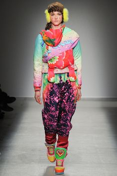 Manish Arora Fall 2014 Ready-to-Wear Collection Photos - Vogue