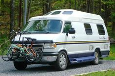 Red Rover blog -- some good info on Roadtrek organization and modifications.