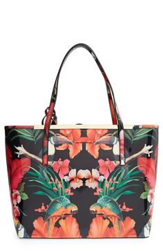 Ted Baker London 'Tropical Toucan' Shopper available at #Nordstrom