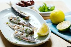 Sardines are among the best sources of Omega-3 fats,with a full 1,950 milligrams per 3 ounce serv. & Omega-3s, in turn, help with blood clotting and support healthy brain function, among other health benefits.also pack a healthy punch of niacin, calcium, protein, vit D, vit B12, phosphorus & selenium. Added bonus? HuffPost blogger Dr. Andrew Weil points out on his website that because sardines are closer to the bottom of the food chain, they don't have the same contaminants found in larger…