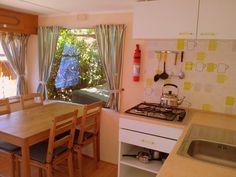 Domek nr 28 Vanity, Camping, Mirror, Furniture, Home Decor, Dressing Tables, Campsite, Powder Room, Decoration Home