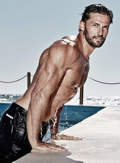 Tim Robards (do I need an excuse for pinning this photo? ;-)