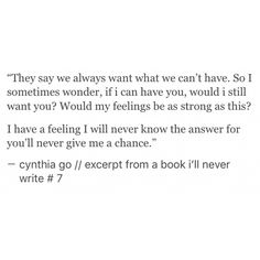 Excerpt from a book i'll never write - cynthia go, love, quotes, prose, poetry, tumblr, unrequited love quotes