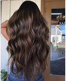 online shopping for Ugeat Real Human Hair Tape Hair Extensions Balayage Ombre Color Brown Fading Brown Remy Human Hair Tape Extensions from top store. See new offer for Ugeat Real Human Hair Tape Hair Extensions Balayage O Brown Hair With Blonde Highlights, Brown Ombre Hair, Brown Hair Balayage, Ombre Hair Color, Hair Color Balayage, Light Brown Hair, Brown Hair Colors, Dark Hair, Blonde Balayage