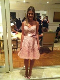 Vestido de noivado da Lula Rudge. Um amor essa menina!!!! Obs de JuRicardo http://www.lalarudge.com.br/lalarudge/look-noivado/