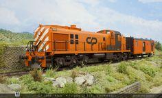 CP 1503 Alco + Df523 (Norbrass) - Foto MSA