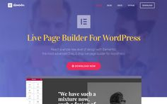 The Best list of Best Drag and Drop Page Builder WordPress Plugins to create custom WordPress websites easily from an easy to use dashboard.