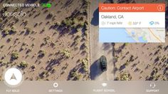 3DR Collaborates with AirMap to Integrate Flight Safety Zone Software into the Solo App