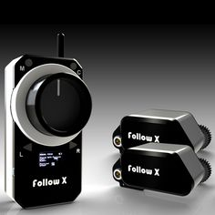 Follow X is an Innovative Wireless Follow Focus with Ultra-Long Range Up to 3200 Feet