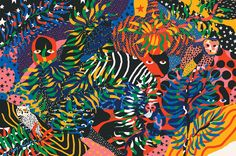 """Check out this @Behance project: """"Liquid dreams"""" https://www.behance.net/gallery/44661887/Liquid-dreams"""