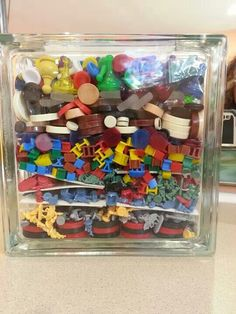Layers of game pieces
