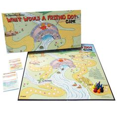 Berenstain Bears What Would A Friend Do? Board Game- $54.95