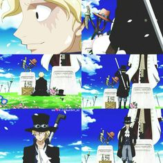 #onepiece #sabo #ace