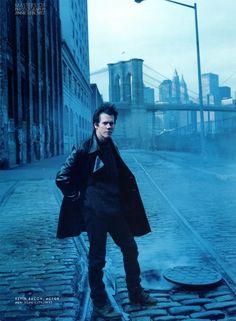 Kevin Bacon - 1997 © Annie Leibovitz