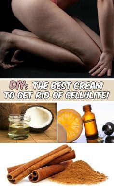 Homemade Anti-Cellulite Cream