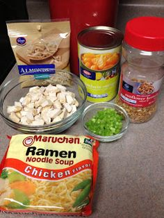 Honey, What's for Dinner?: Chinese Chicken Salad