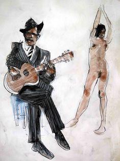 . Robert Johnson, Musicals, Blues, Musical Theatre