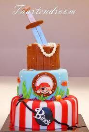 piraten taart - Google zoeken